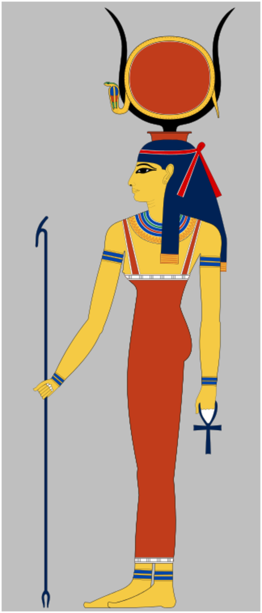 Hathor - Goddess of Beauty