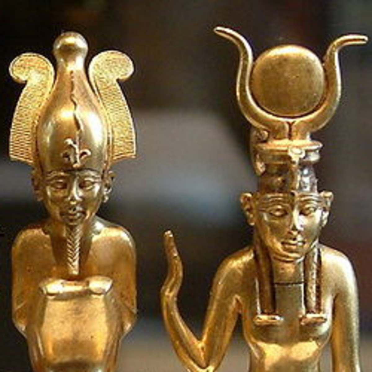 Osiris and Isis: An Egyptian Love Story
