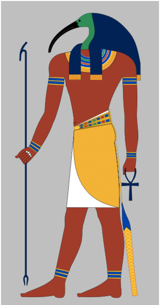 Thoth - God of Wisdom