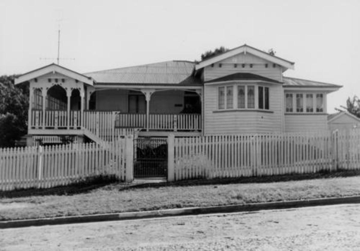 Ashgrovian Queenslander