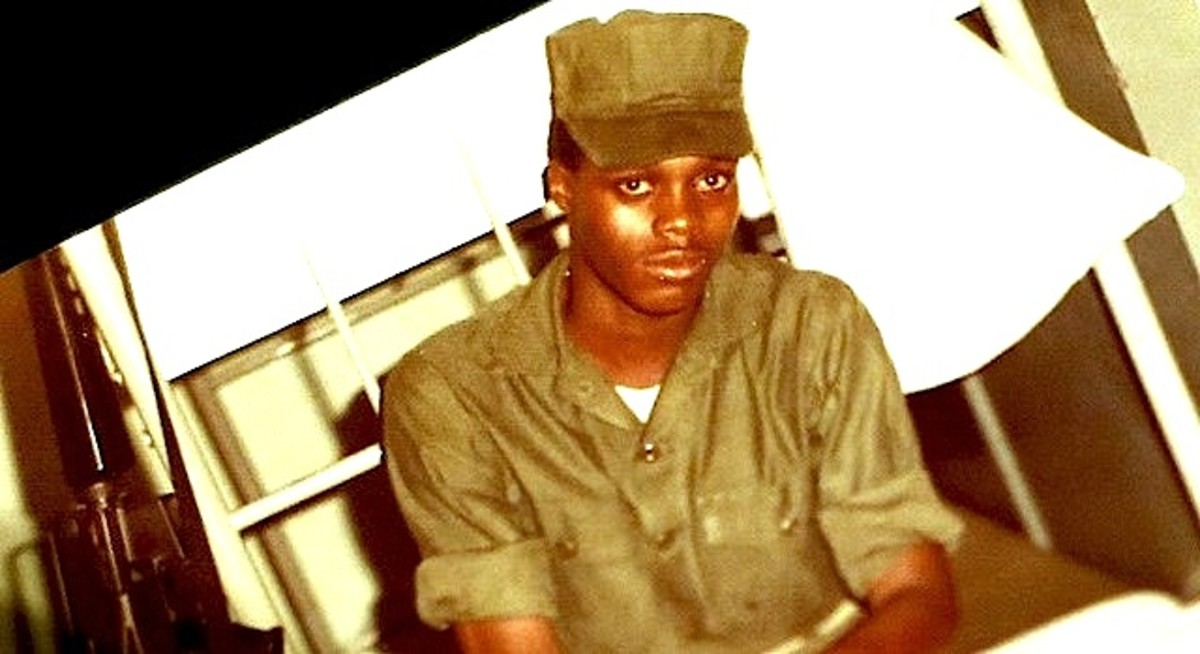 Jerome Murdough, Marine veteran, homeless, was allowed to slowly bake to death in his jail cell, by New York city jail authorities.