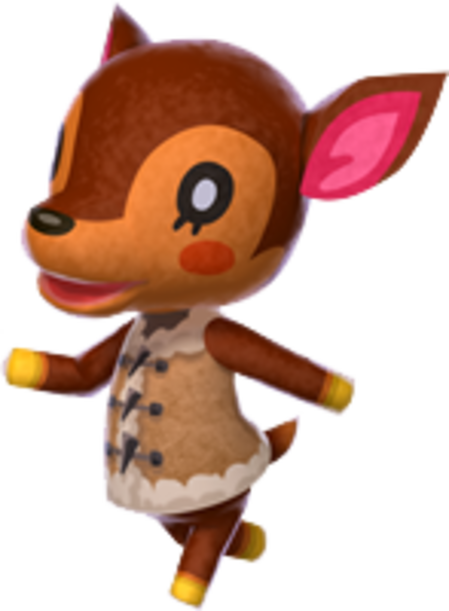 Fauna the Deer