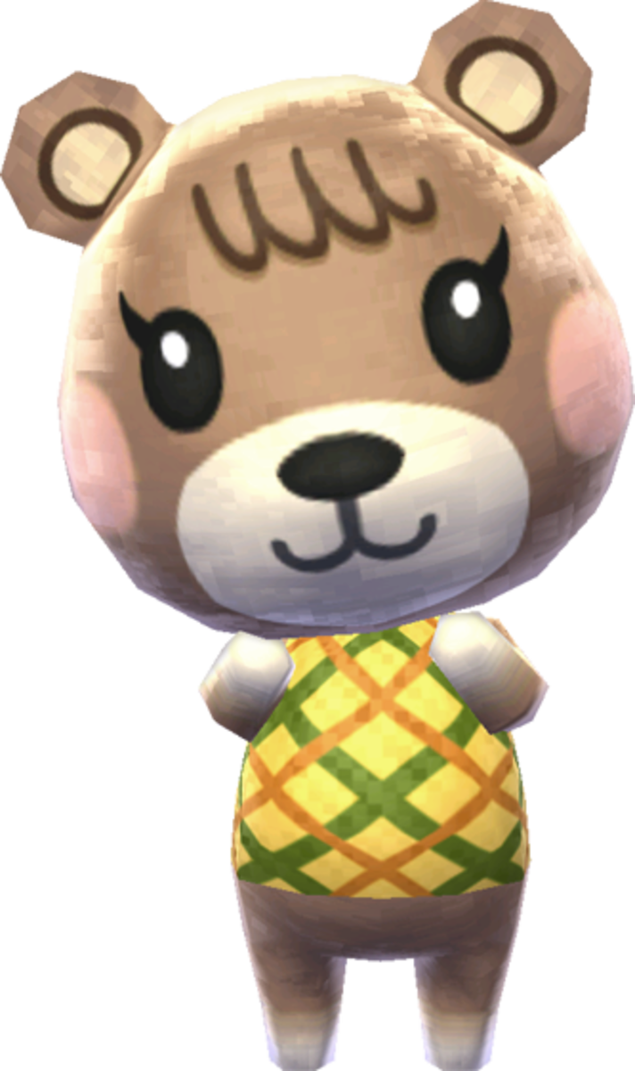 Maple the Cub