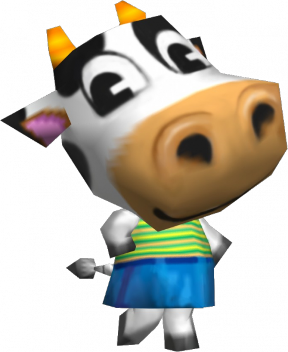 Belle the Cow