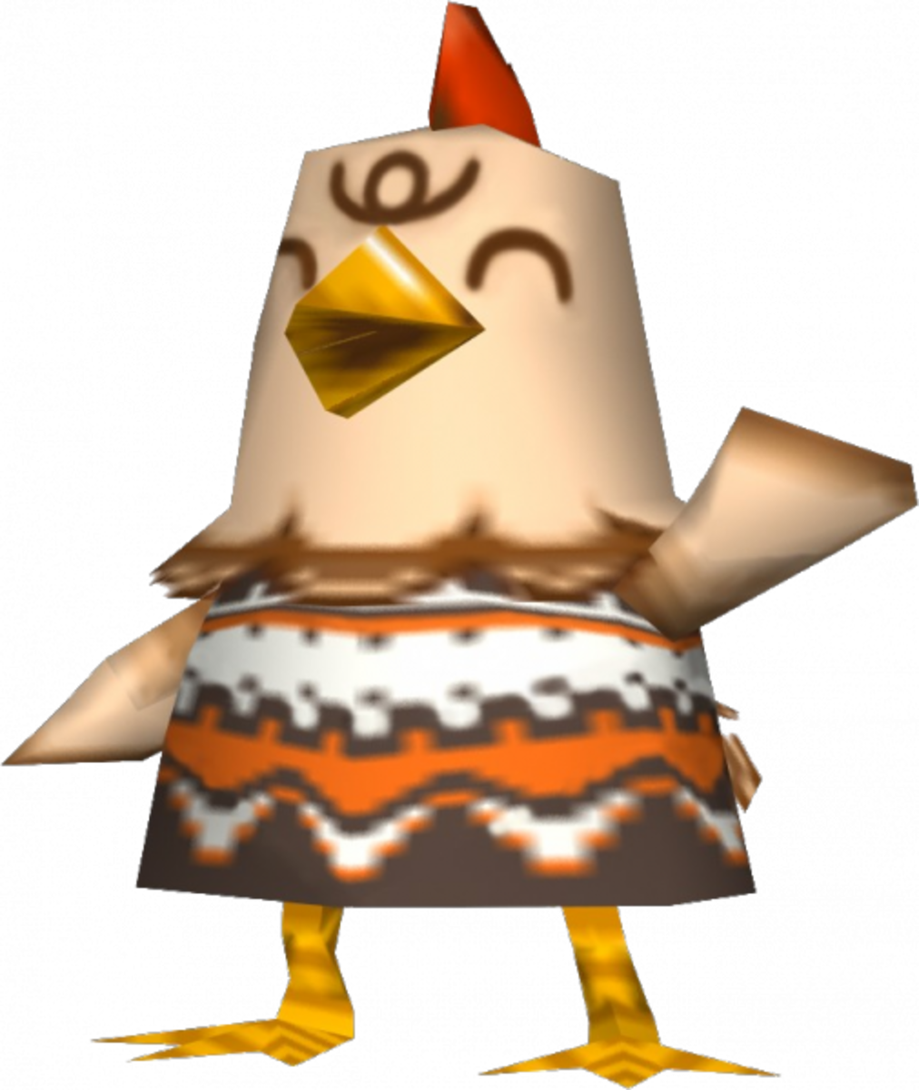 Betty the Chicken