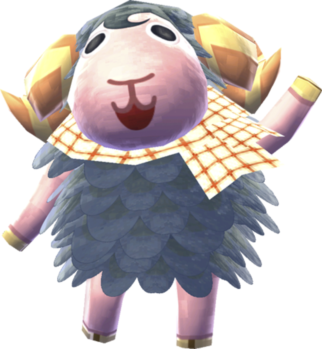 Eunice the Sheep