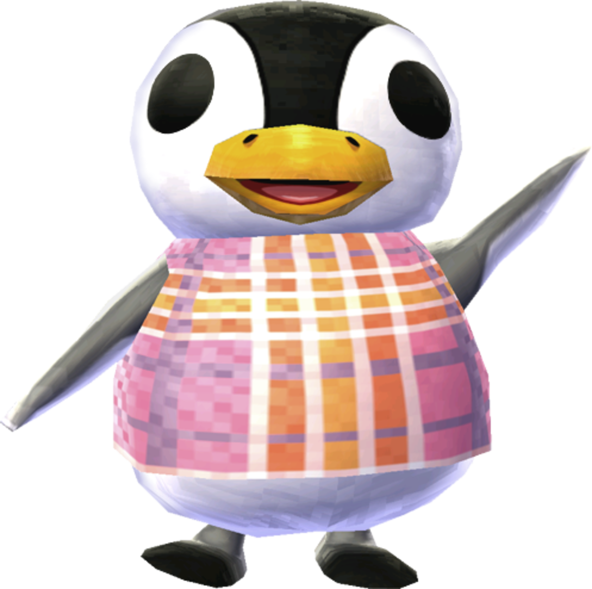Aurora the Penguin