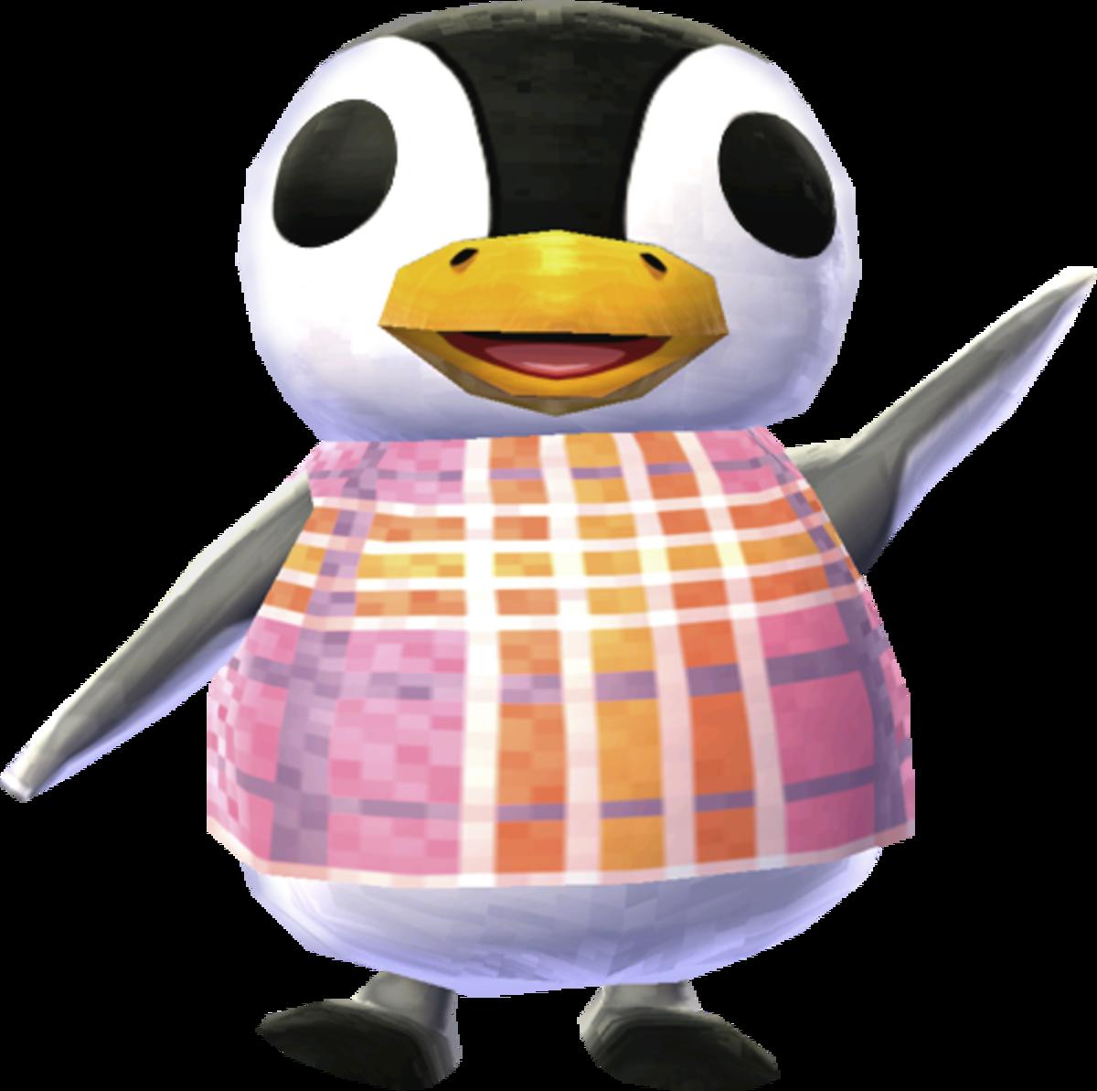 Aurora the Penguin