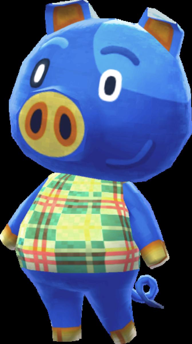 Hugh the Pig