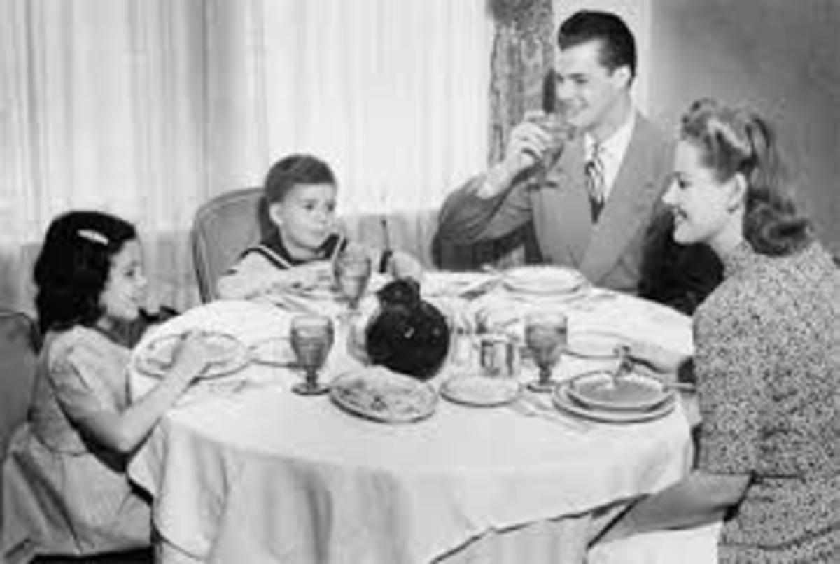 The typical family, or symbolic order of the family