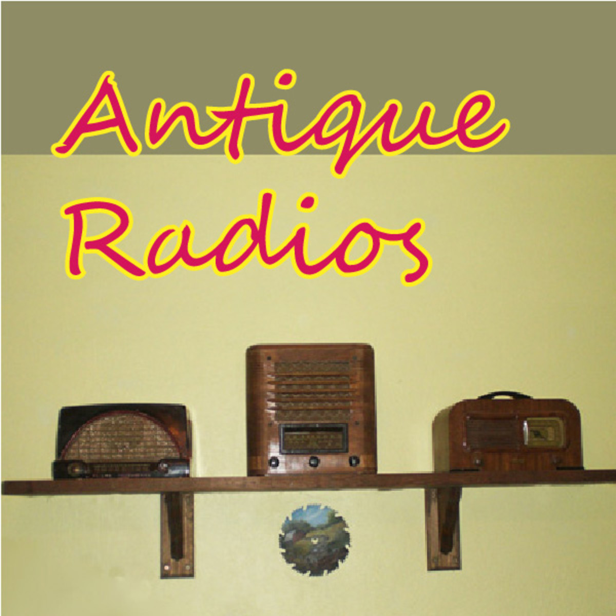 My Antique Radio Collection
