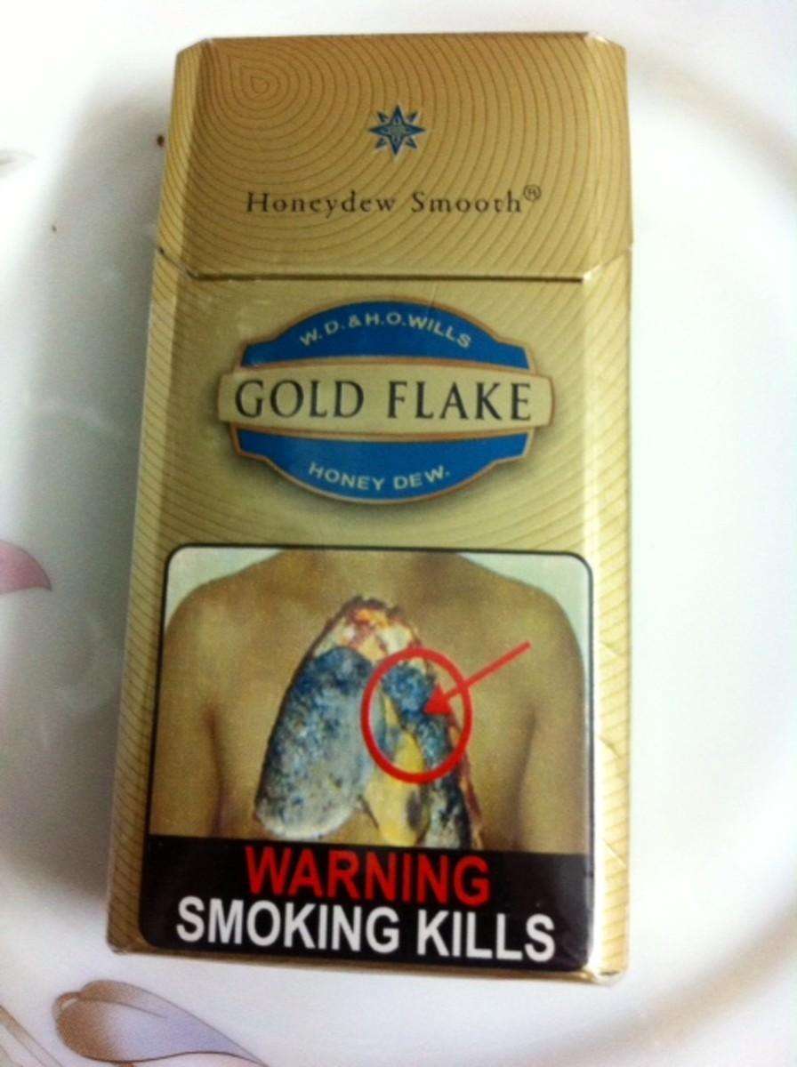 Smoking can kill! 'World no tobacco day!'