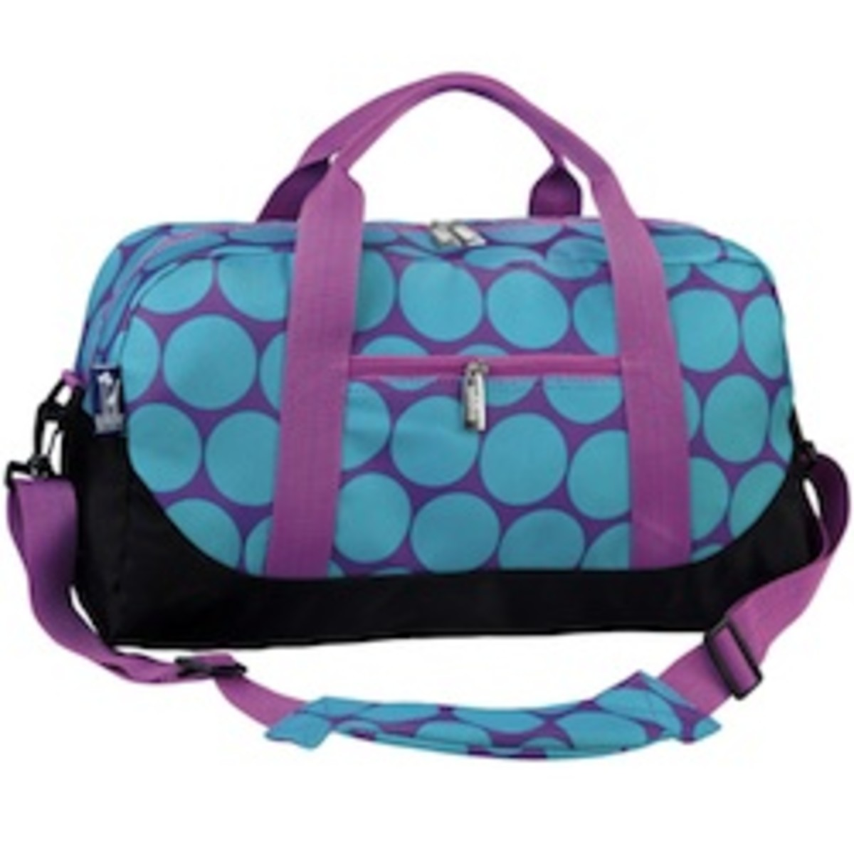 She will Love a Sleeping Bag and Overnight Bag that Match!!