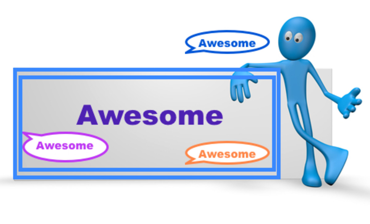 "Misuse of the Word ""Awesome"""