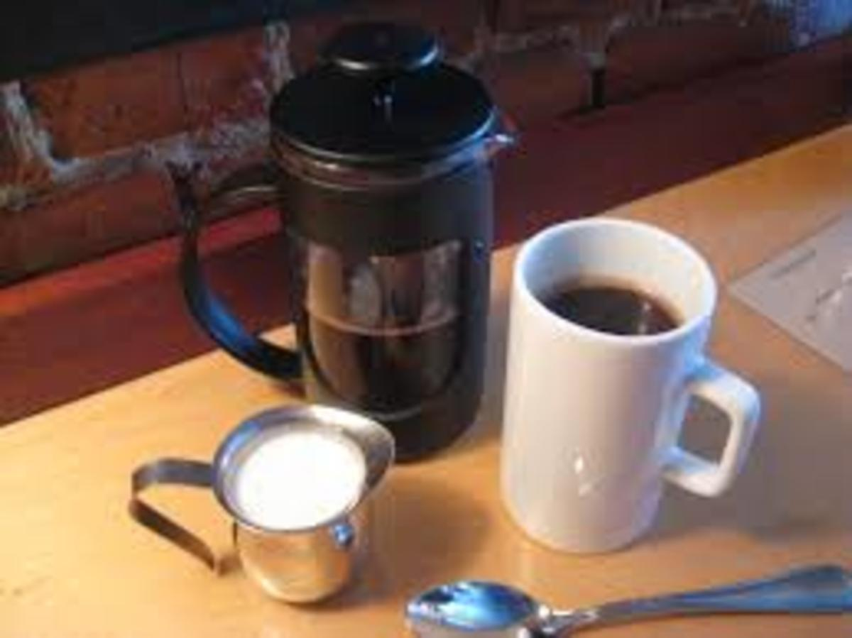 How To Make Coffee (French Press)