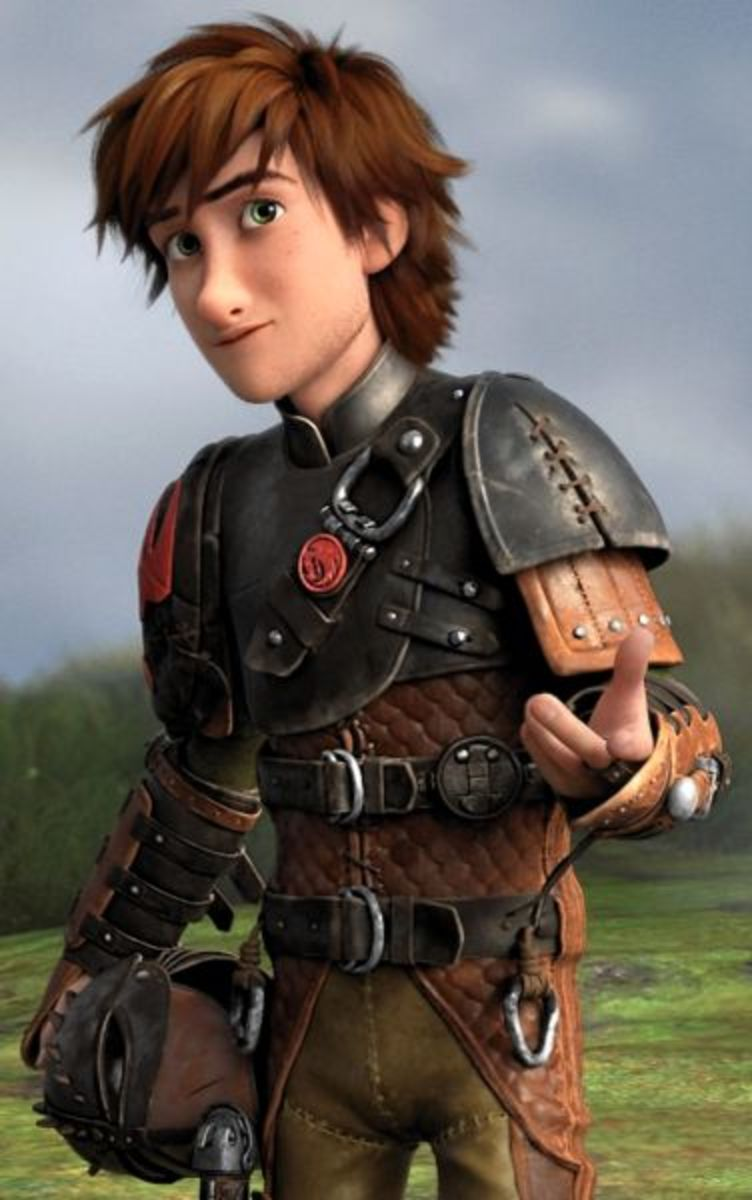 From Dreamwork's How to Train Your Dragon 2
