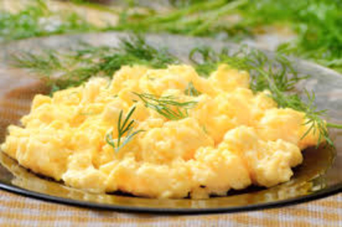 How to make scrambled eggs?