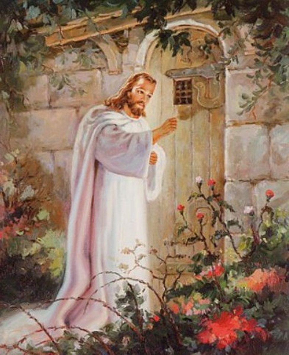 Spotlight On:  If Jesus Came Knocking On Your Door