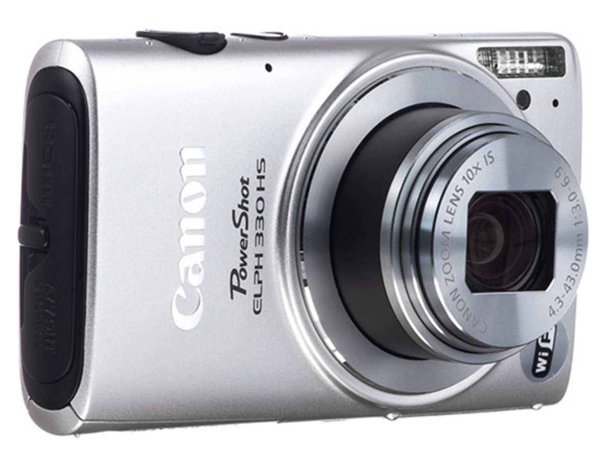 PC Magazine rated the Canon PowerShot Elph 330 HS as one of the best cameras available for under $250.