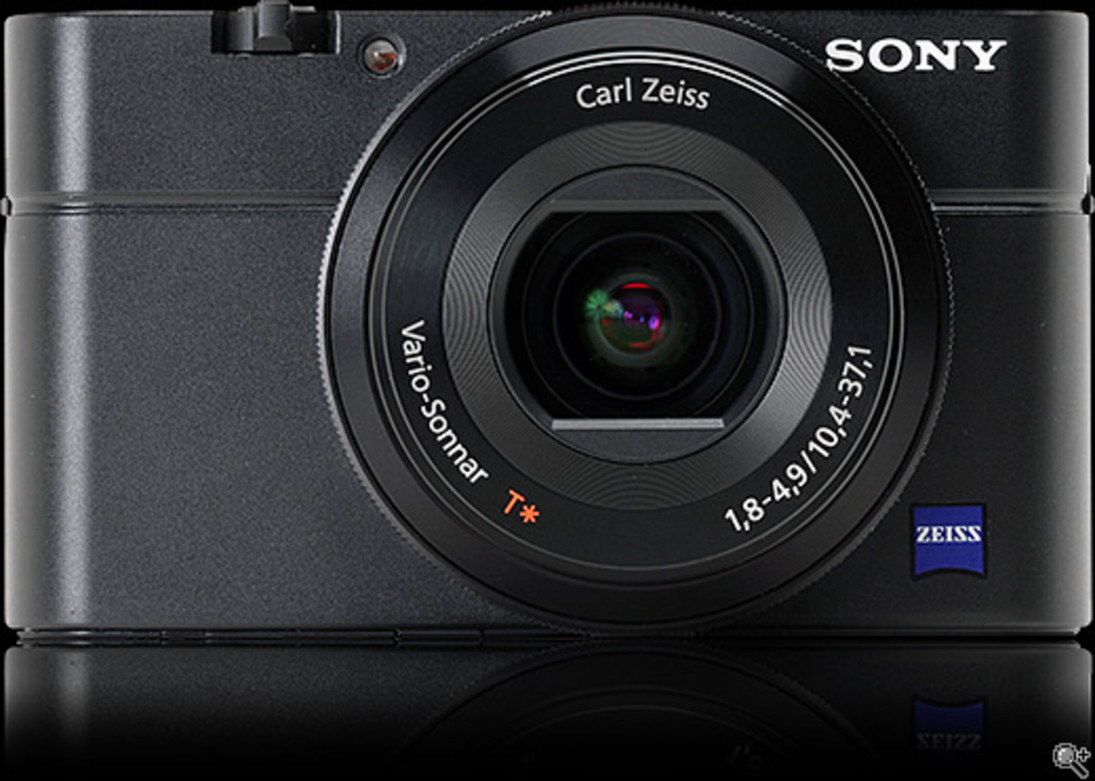 The Sony DSC-RX100/B is an impressive digital camera that can be purchased online for less than $500.