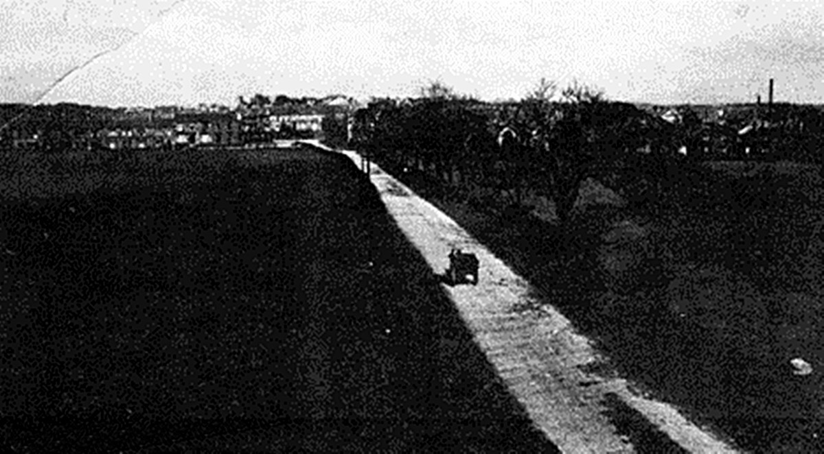 Springboig area of Shettleston, early 20th century