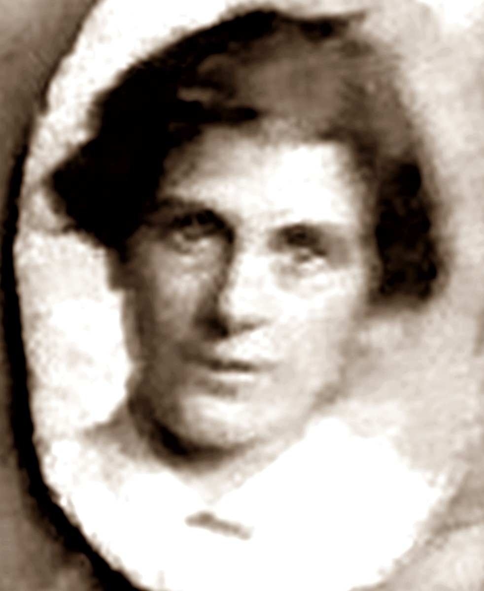 Grandma's mother-in-law, Anne Trigg