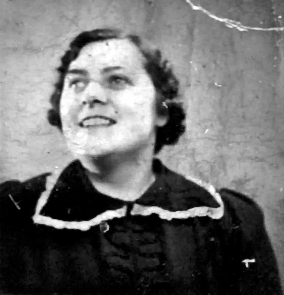 In loving memory of Ivy Trigg (1908-1992)