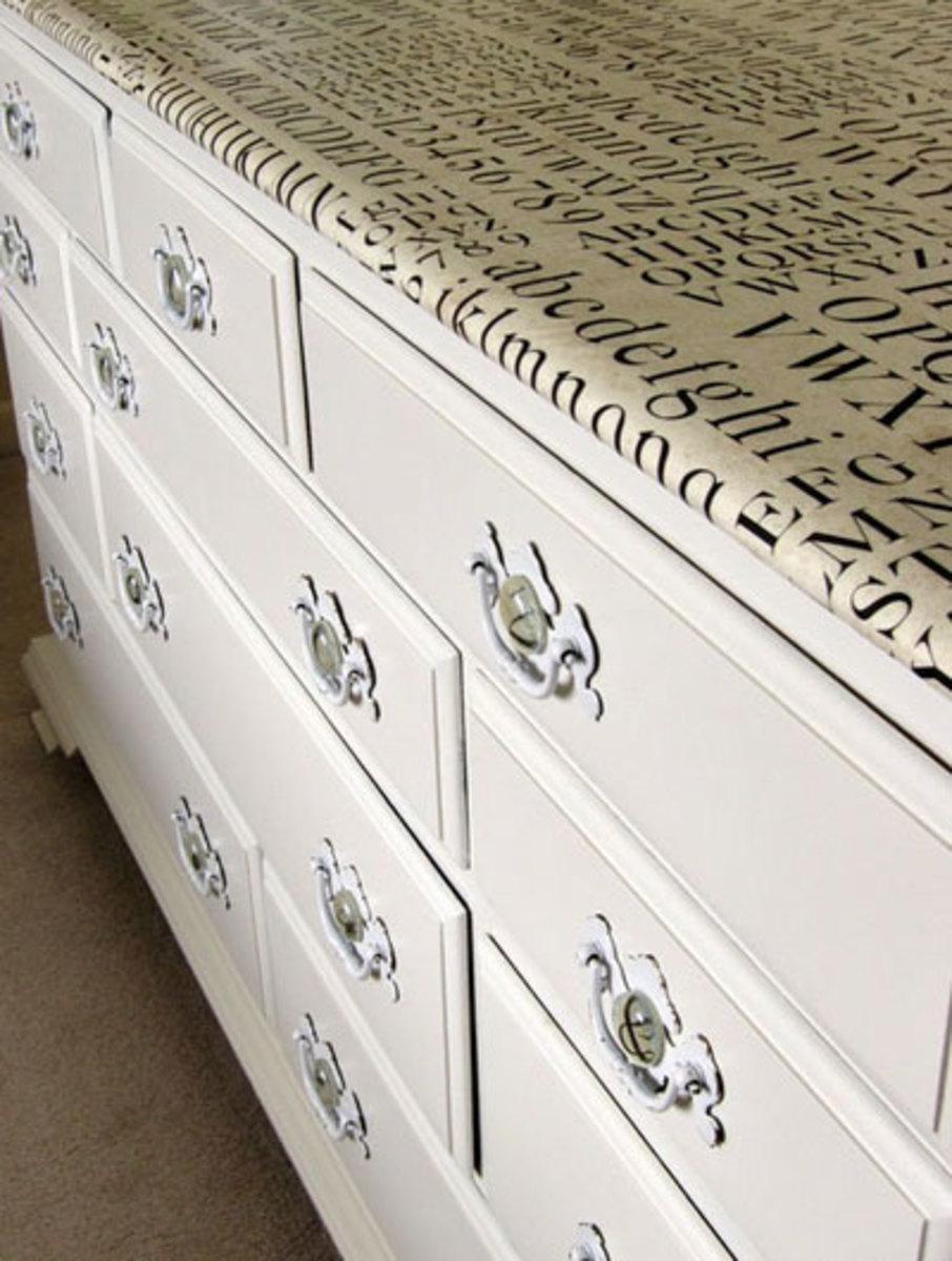 DIY Dresser Makeover | Easy and Creative Decor Ideas | Click for Tutorial