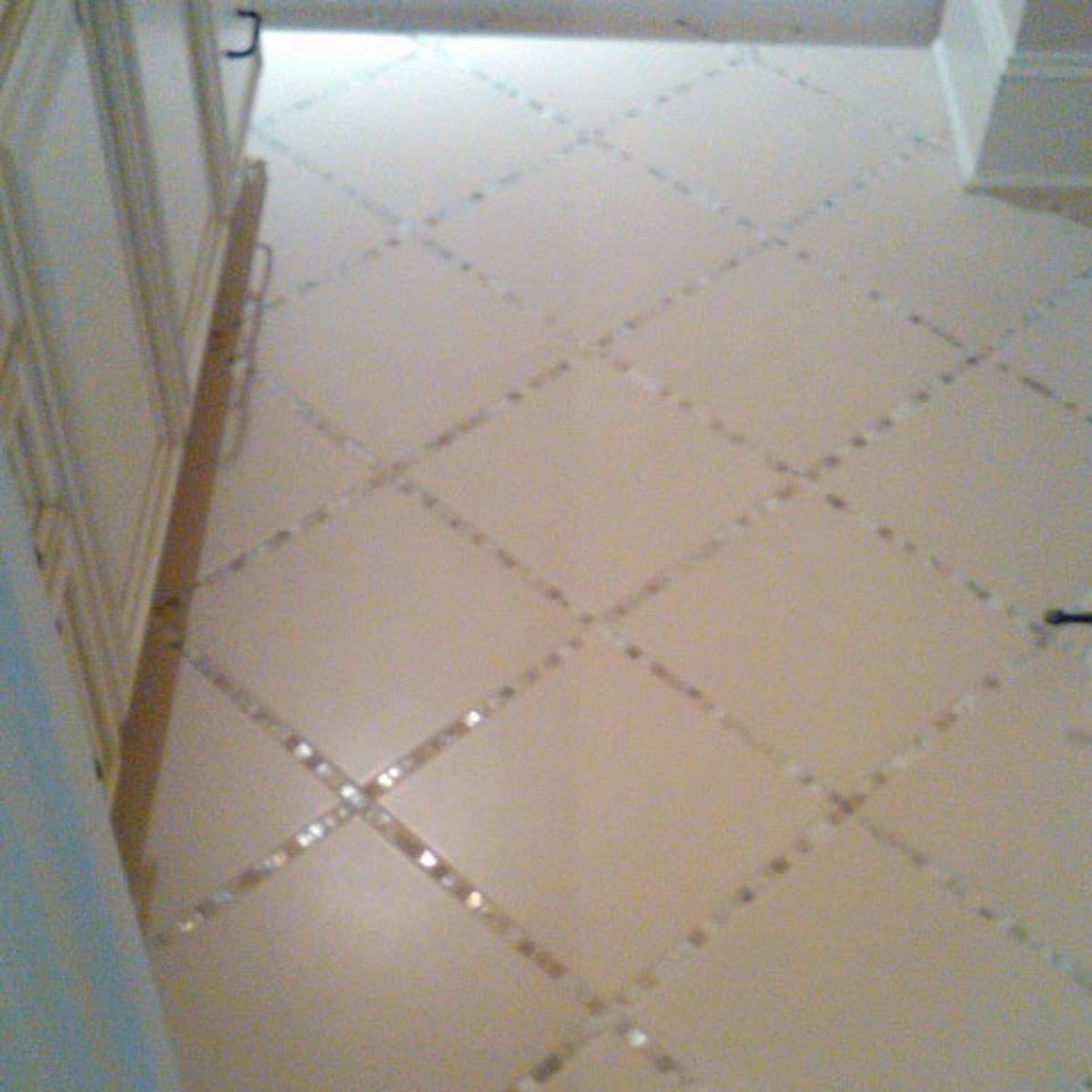 Floor Tile Ideas   Easy and Creative Decor Ideas   Click for Tutorial