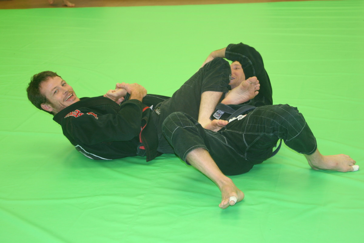Chewing Gum While Rolling In Bjj Hubpages
