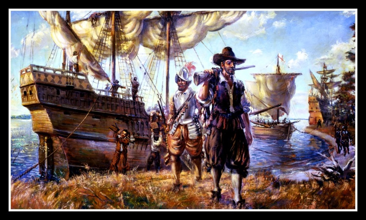 Susan Constant, Discovery, and Godspeed