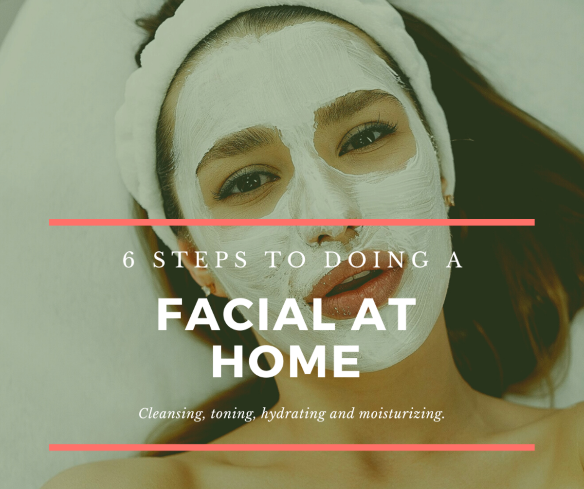 6 Steps to Doing a Facial at Home
