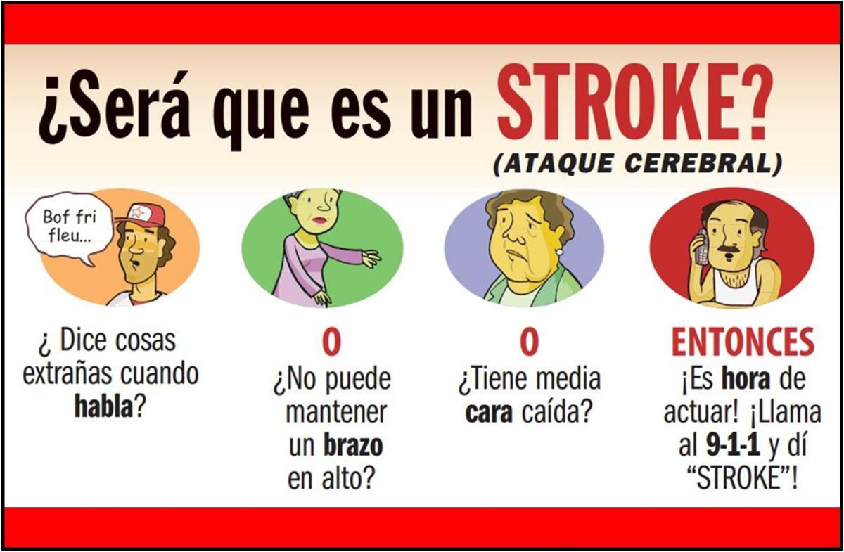 Is it a stroke?