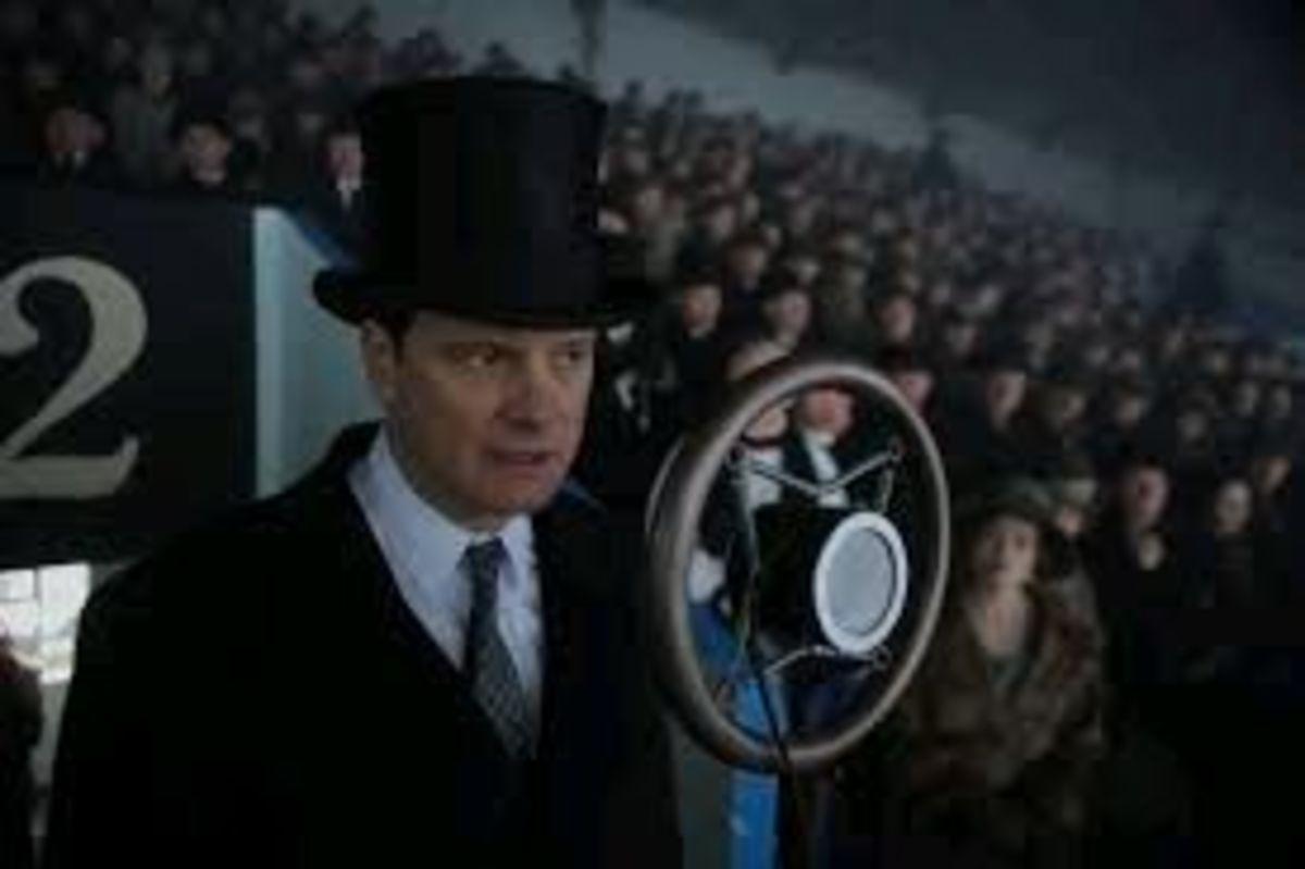 Colin Firth plays Edwards brother Bertie in The Kings Speech