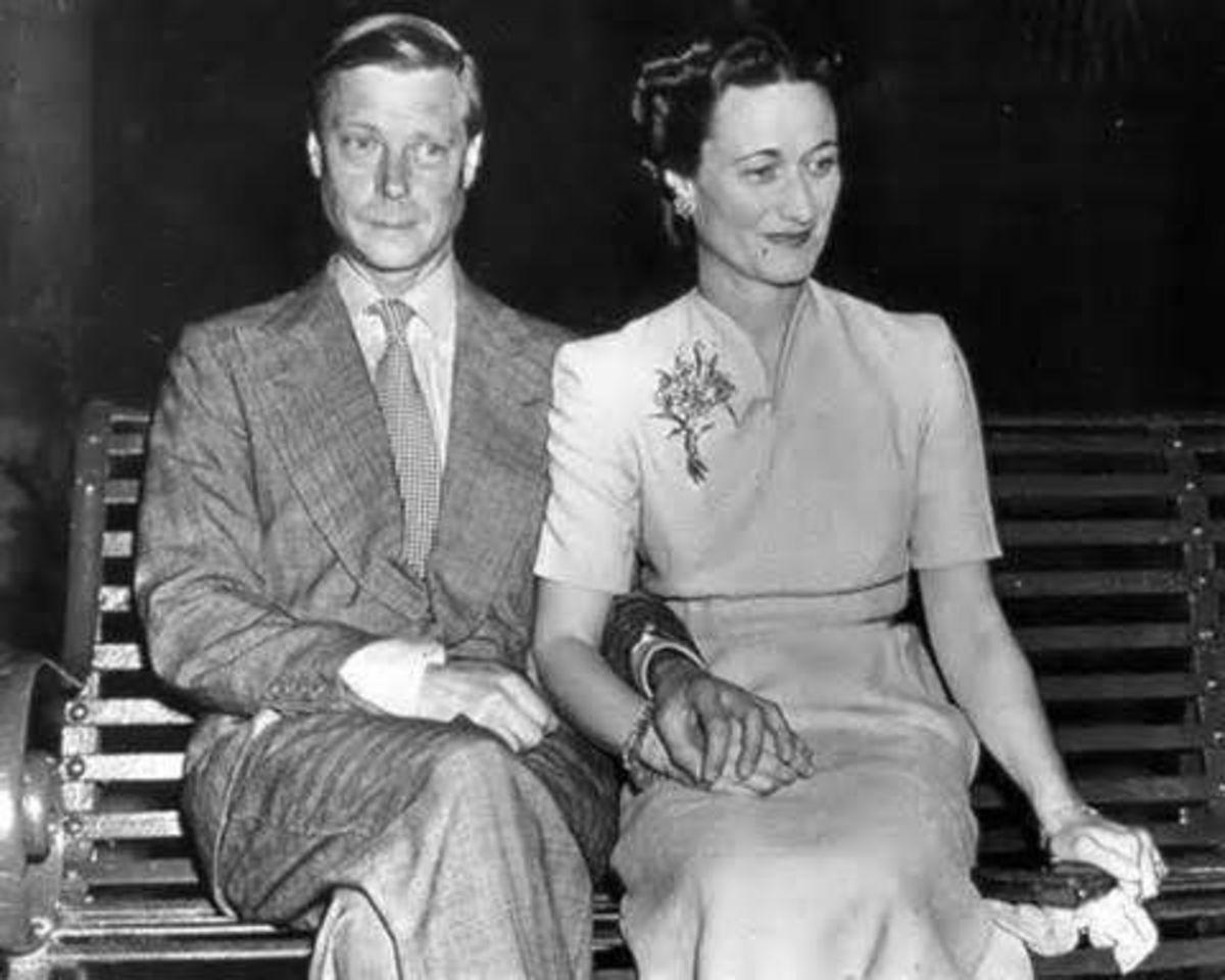 The Duke and Duchess of Windsor, Edward and Wallis