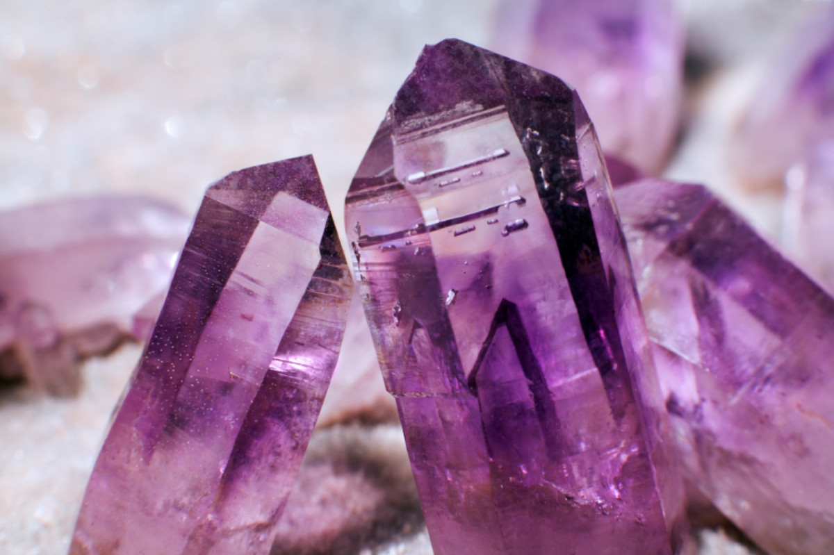 Crystal Healing- What Do Different Colored Crystals Mean and What Properties Do They Possess?