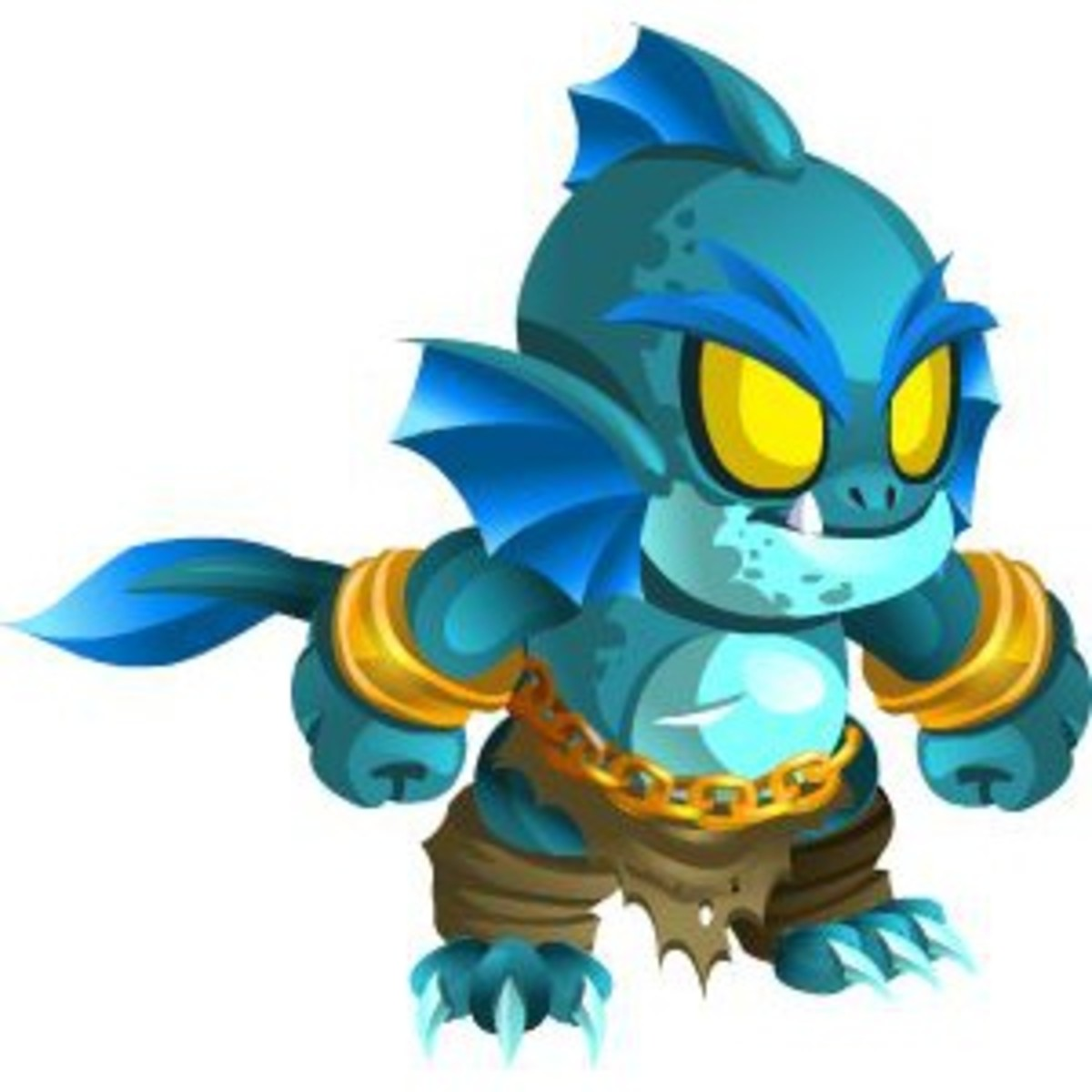 Monster Legends - In Depth Legendary Guide - Lord of the Atlantis