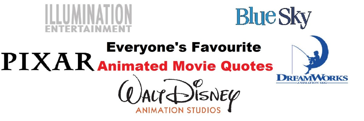 Animated Movie Quotes: 50 of the Best