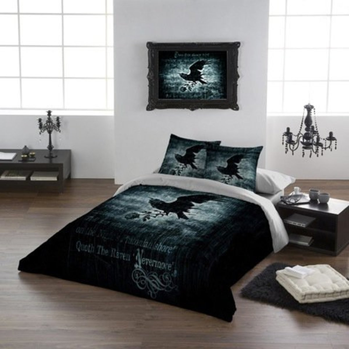 How To Decorate A Gothic Bedroom For A Girl Hubpages