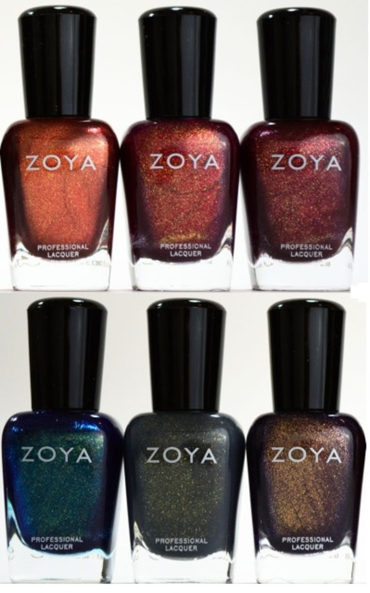 Zoya Ignite collection - Fall 2014