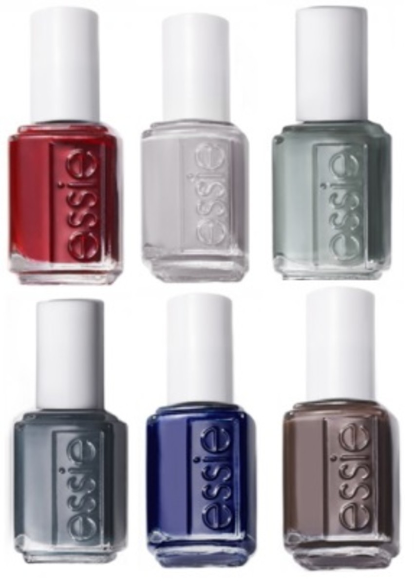 Essie Dress to Kilt collection - Fall 2014