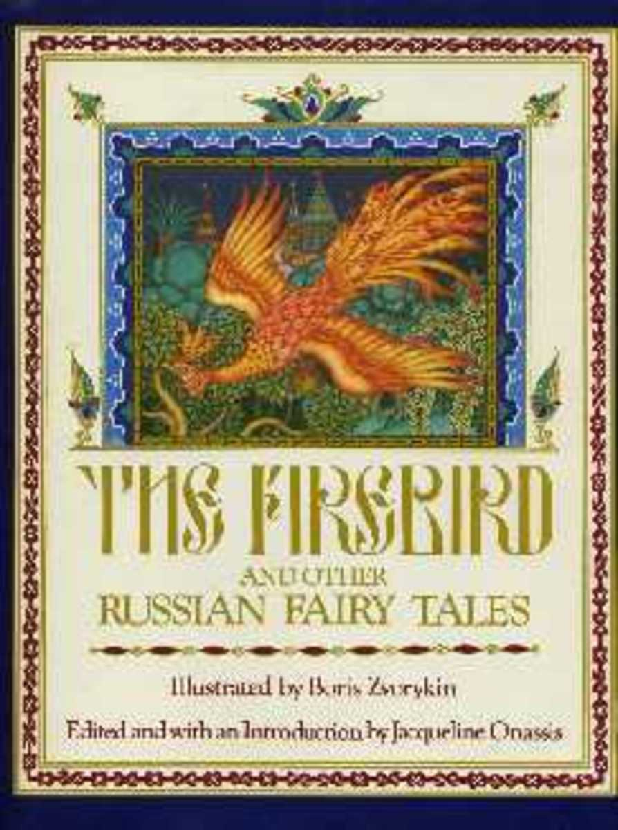 One of the most popular of Russian fairy tales.