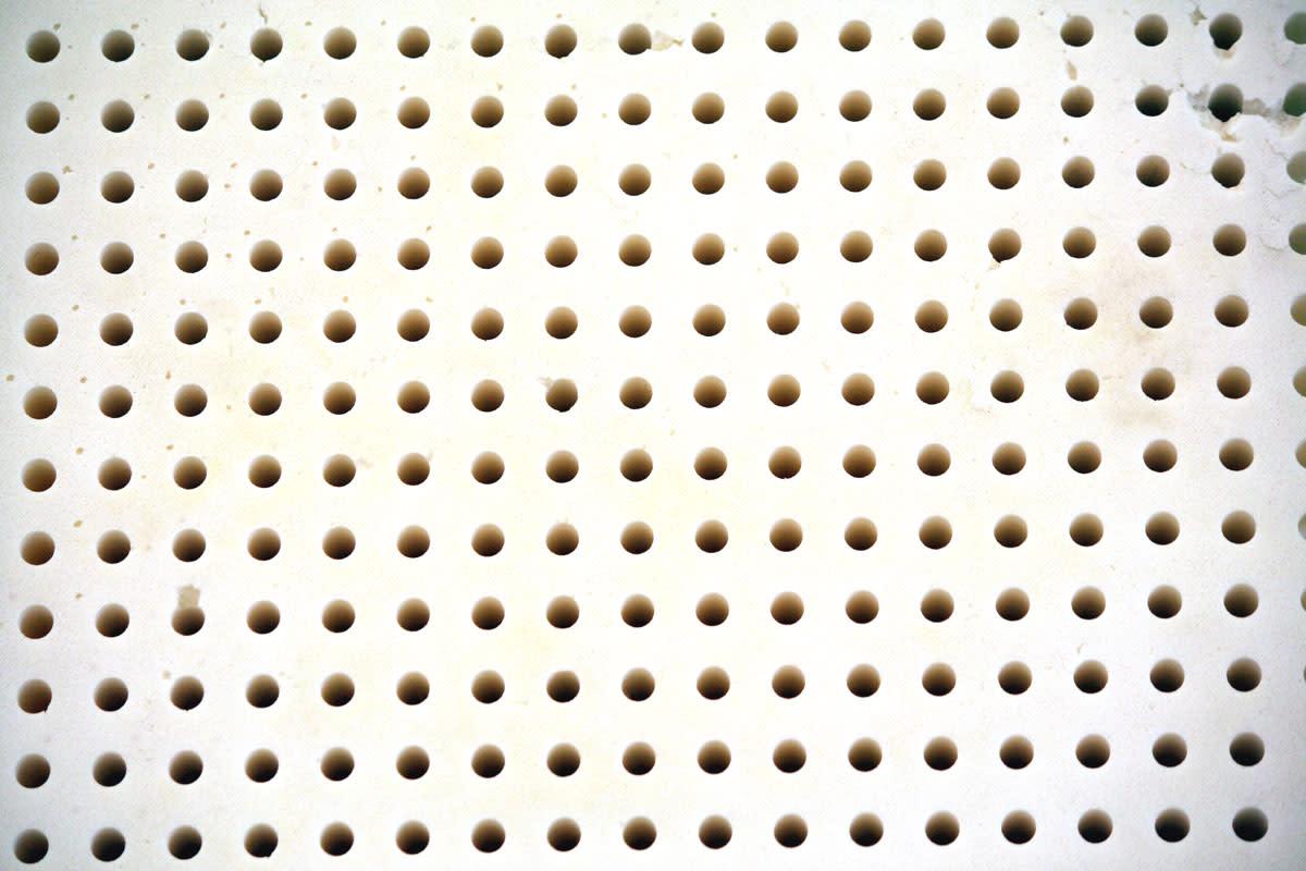 Latex Closeup