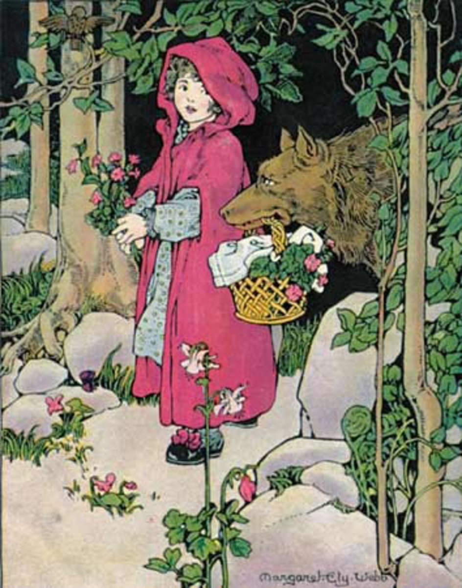 On Compassion, Mercy, and Love in Fairy Tales
