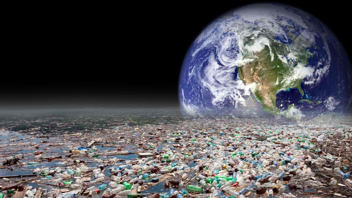 Can we or can we not save the earth from plastics?