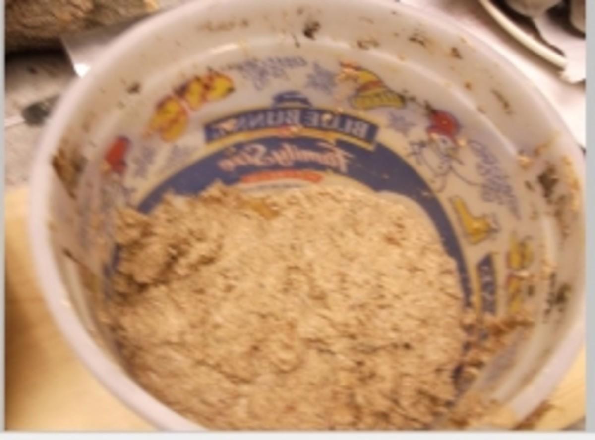 sawdust-clay