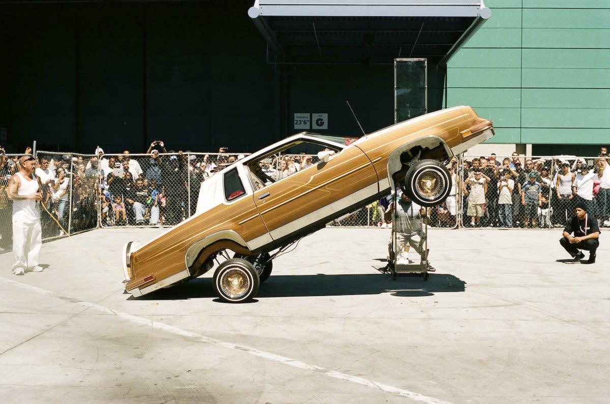 car hop show