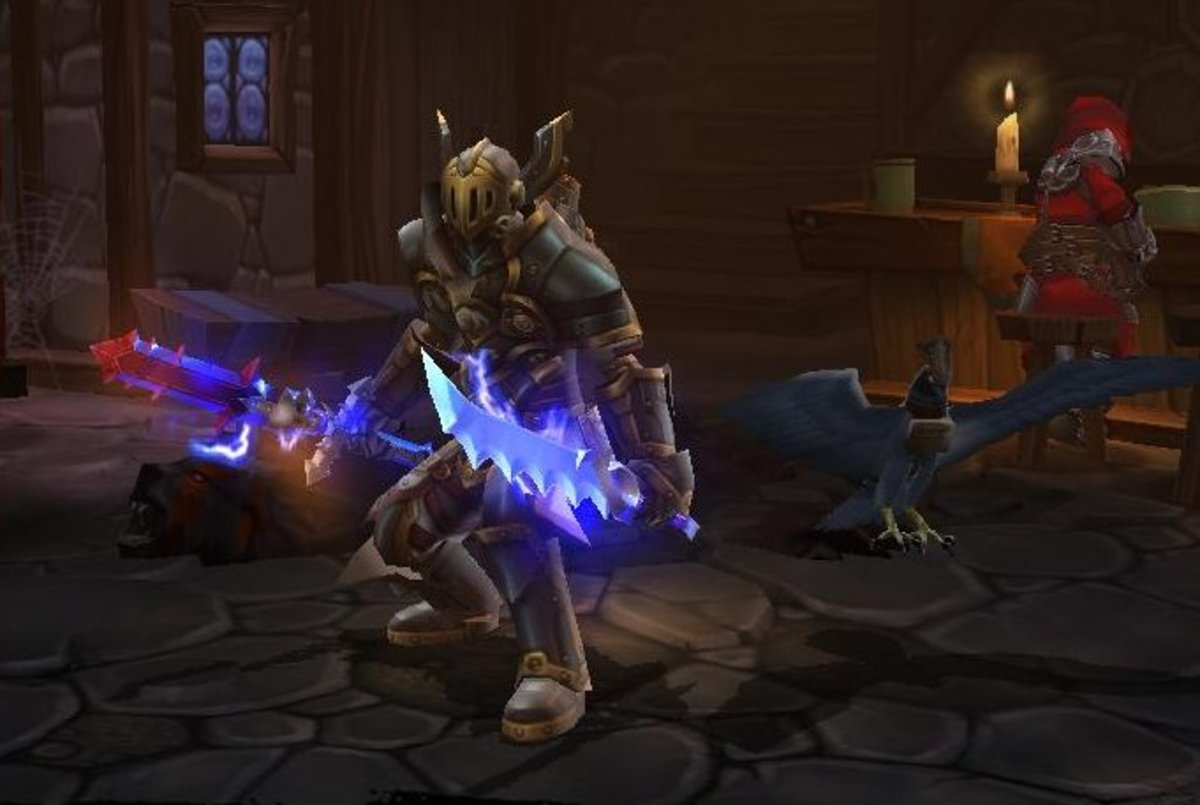 Torchlight 2: Dual Wield Hybrid Engineer Build Guide