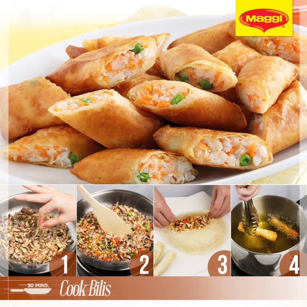Fish Lumpia-The Filipino way(fish spring roll)
