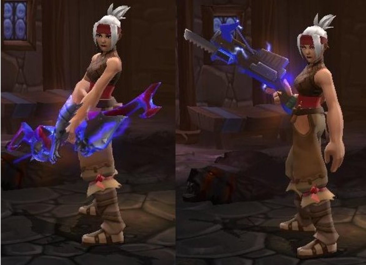 Torchlight 2: Shadow Fire Bow/Crossbow Outlander Build Guide